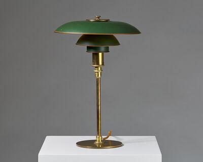 Poul Henningsen, 'Table lamp PH 3/2 designed by Poul Henningsen for Louis Poulsen,  Denmark. 1926-1927. ', 1926-1927