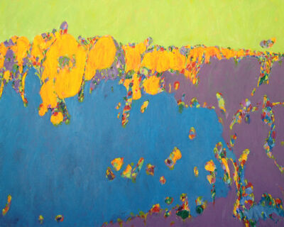 Danny Morgan, 'Colored Harmony #1', 2010