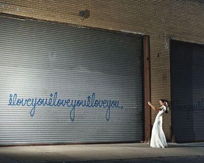 David Drebin, 'I Love You with Girl', 2006