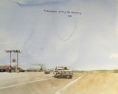 David Rathman, 'Everybody's Waiting For Something', 2019