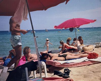Eric Fischl, 'Study from St. Tropez', 1990