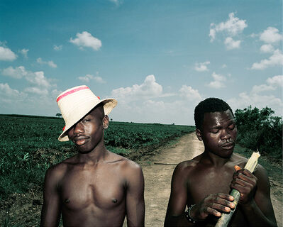 Wayne Lawrence, 'Jose and Gabriel, La Romana, Dominican Republic', 2005