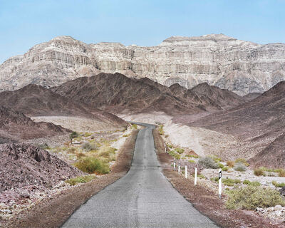 Roei Greenberg, 'Scenic Route, Timna National Park, the Arava', 2016