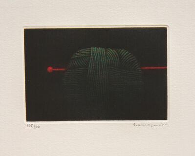 Yozo Hamaguchi, 'Ball of Green Yarn', 1981