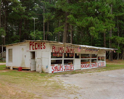 Tema Stauffer, 'Fruit Stand, Milledgeville Road, Georgia', 2018
