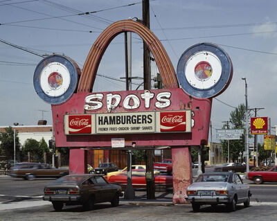 John Humble, 'South Central and Washington Blvd., Los Angeles, March 30, 1984', 1984