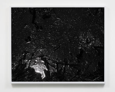 "Mark McKnight, '""Destructive Distillation (Tar Cosmos)"" ', 2018"