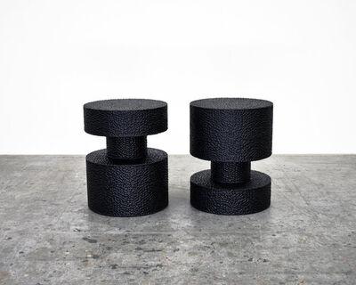 John Eric Byers, 'Revert Tables (Round)', ca. 2012