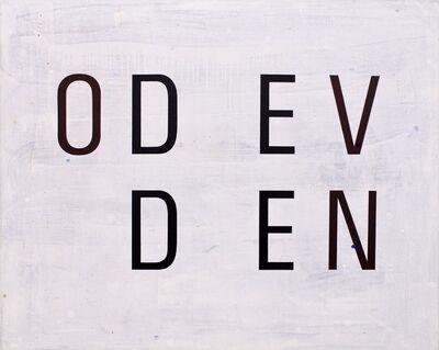 Enn Erisalu, 'Odd Even', 1991