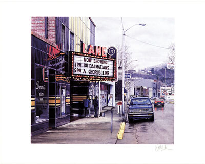 Davis Cone, 'Lane', 1995