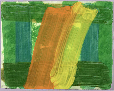 Howard Hodgkin, 'Summer', 1997