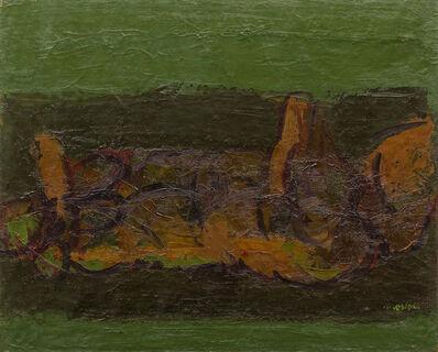 Ennio Morlotti, 'Nudo', 1970