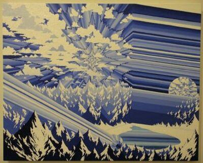 Akira Kamo, 'The Depth of this Painting 2', 2010