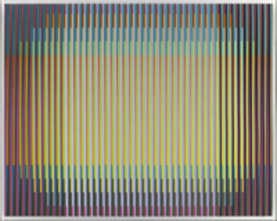Carlos Cruz-Diez, 'Physichromie', 2014