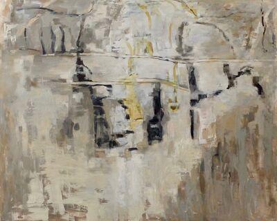 Miklos Bokor, 'Grande paroi diurne, 1989', 1989