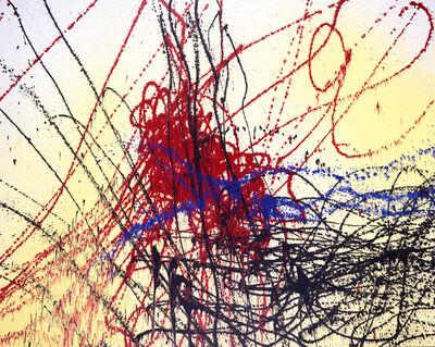 Hans Hartung, 'T1988-E18', 1988