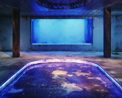 Chen Wei, 'Dance Hall (Blueness)', 2013