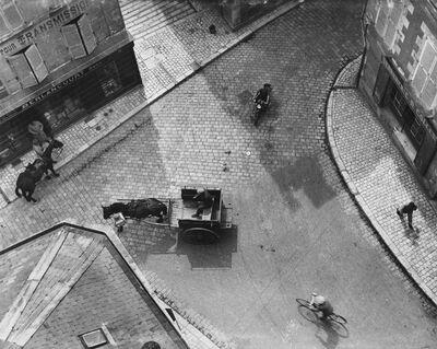 André Kertész, 'Carrefour, Blois.', 1970s