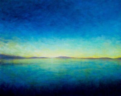 Victoria Veedell, 'Across the Bay', 2019