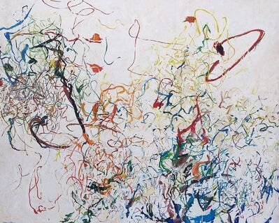 Amaranth Ehrenhalt, 'The Red Squiggle', 1958