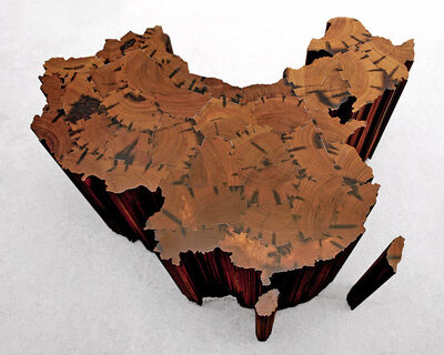 Ai Weiwei, 'Map of China 中国地图', 2006