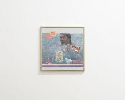 Lyndon Barrois Jr., 'Sea (Wade in the water)', 2020
