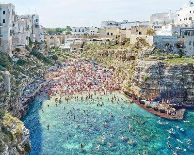 David Burdeny, 'Polignano a Mare (Mid-Day), Bari, Italy', 2016