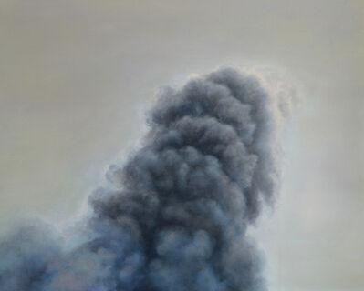 Elsa Muñoz, 'Pillar of Smoke', 2019