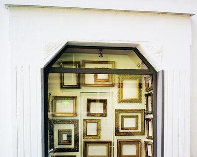 Conrad Müller, 'Spiegel (Fenster)', 2019