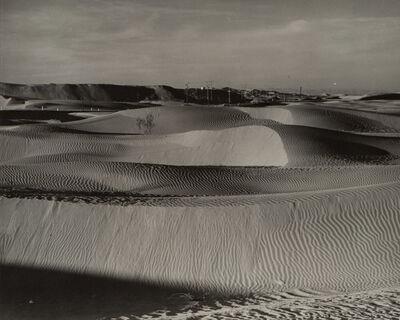 Horace Bristol, 'Sand Ripples, Death Valley, California'