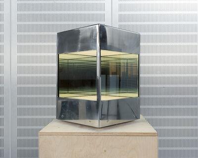 Nicolas Grospierre, 'Beyond the white horizon(miniature)', 2019