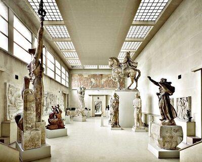 Massimo Listri, 'Musée Bourdelle, Paris, France - French Interiors', 1991