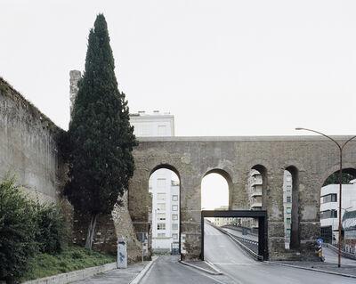 Hans-Christian Schink, 'Aqua Claudia (Tangenziale Est)', 2014