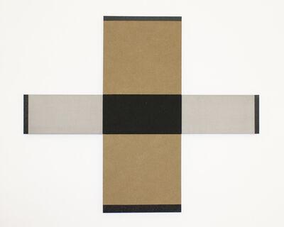 Blake Baxter, 'Black Painting,  no. 46', 2017