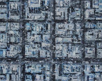 Wang Xiaoshuang, 'City Space No.4', 2014