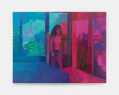 Daniel Heidkamp, 'Neon Detroit', 2018