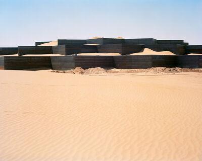 Kang Jeauk, 'Gobi Desert (Shapotou), Inner Mongolia, China', 2010