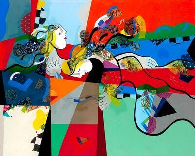 Yoël Benharrouche, 'Partage (Lacquer)', 2015