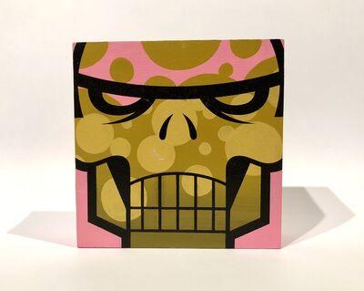 matt siren, 'Transformer Mask #1', 2018