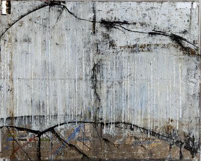 Enrique Brinkmann, 'grafismos negros', 2013