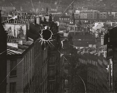 André Kertész, 'Broken Plate, Paris', 1929 / 1970c