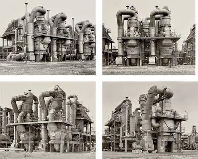 Bernd and Hilla Becher, 'Chemische Fabrik Wesseling Bei Köln'