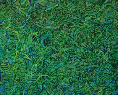 Kazuya Sakamoto, 'Waterweeds -forest-', 2015
