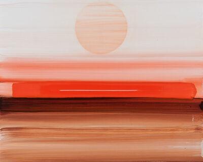 Elizabeth Osborne, 'Equinox, Falling Sun', 2010
