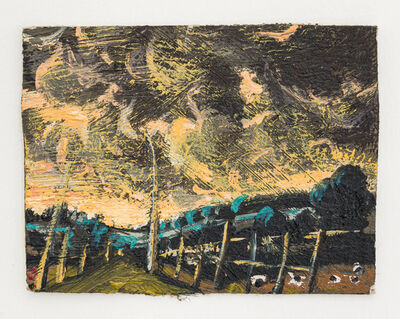 Jorge Diezma, 'Cloudy', 2019