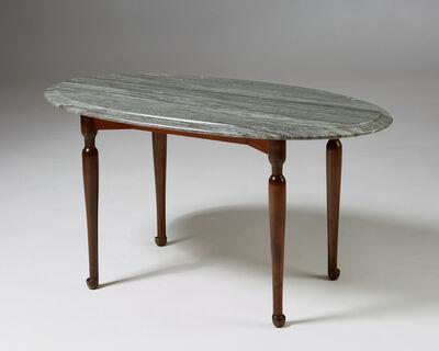 Josef Frank, 'Occasional table designed by Josef Frank for Svenskt Tenn,  Sweden, 1939. ', 1939