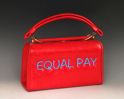 Michele Pred, 'Pred-a-Porter: Equal Pay #2', 2015