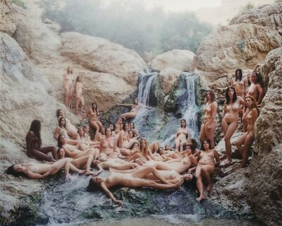 Spencer Tunick, 'Dead Sea 15', 2011