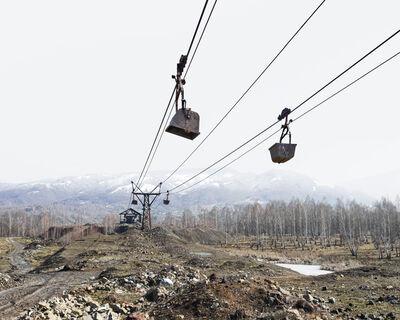 Tamas Dezso, 'The Petrila Mine (Petrila, South Romania), 2013, From the series Notes for an Epilogue', 2013