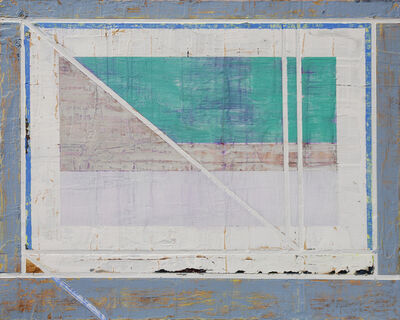 Richard Cloutier, 'Beach Motel No. 2', 2015